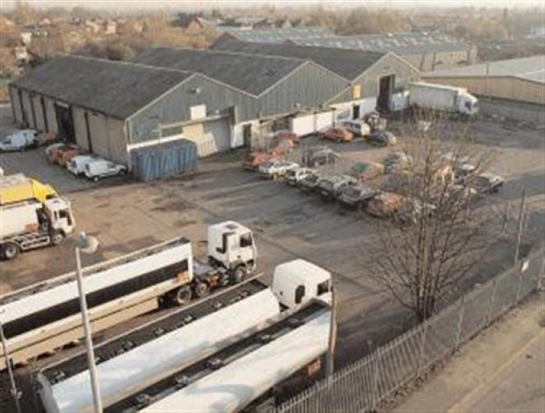 Wardley Industrial Estate - Worsley, Manchester
