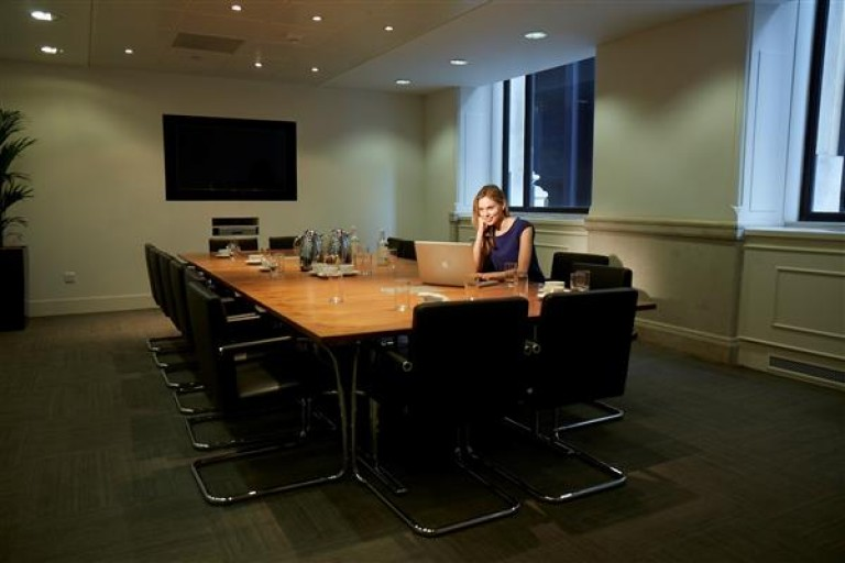Serviced Office Lothbury, London