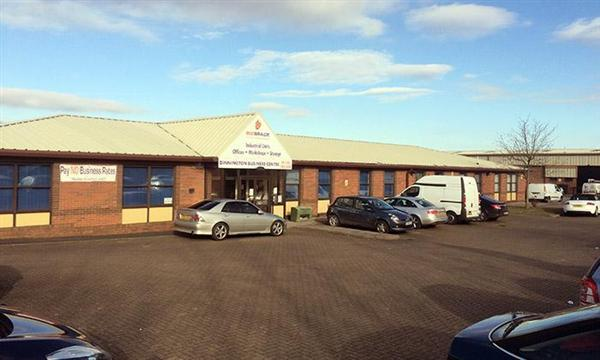View Full Details for Office Space To Rent - Dinnington,