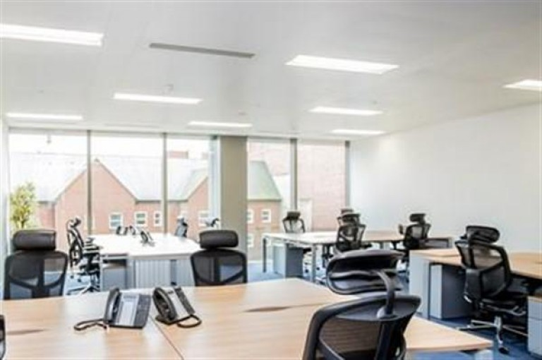 Serviced Office Space To-Let - Colmore Business District, Birmingham City Centre