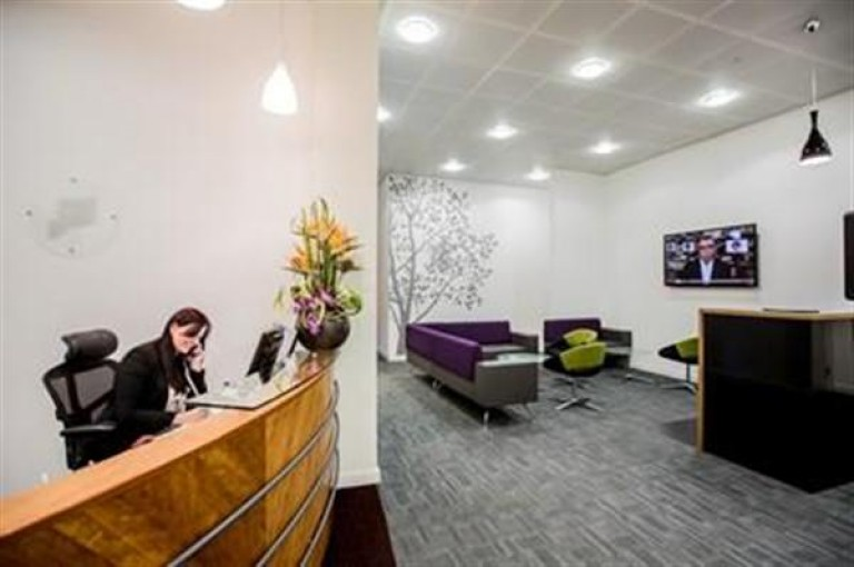 Serviced Offices To-Let Piccadilly Place, Manchester