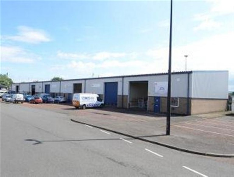 Riverside Park Industrial Estate, Middlesbrough