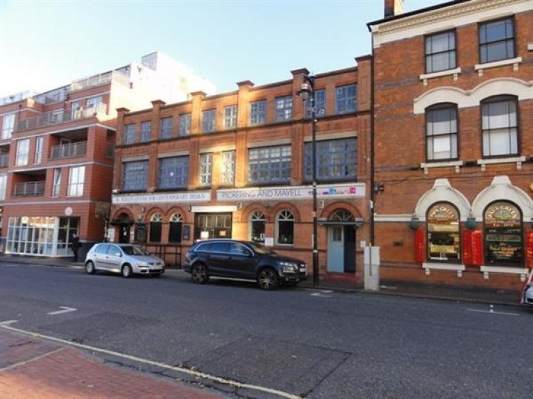 Retail & Conventional Office Space To-Let - Warstone Lane, Birmingham
