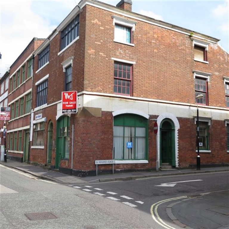 Conventional Office Space Vittoria Street., Birmingham