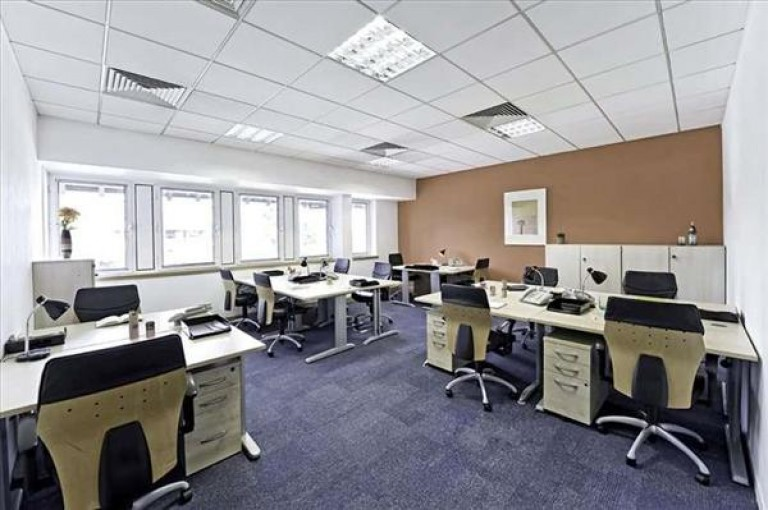 Serviced Office Space To-Let Birmingham Business Park, Birmingham