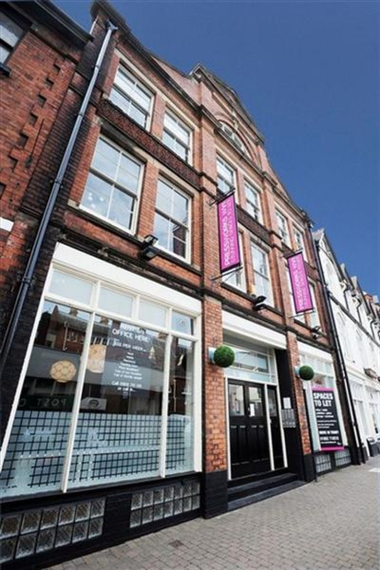 Coworking Office Space To-Let Berry Street, Wolverhampton