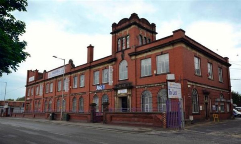 Office Space To-Let - Greg Street, Stockport