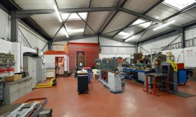 Industrial Units To Rent - Greg Street, Stockport