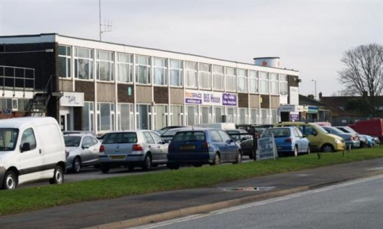 Office Space To Rent - Cheney Manor, Swindon