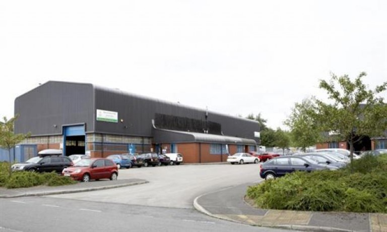 Oaks Business Park, Barnsley