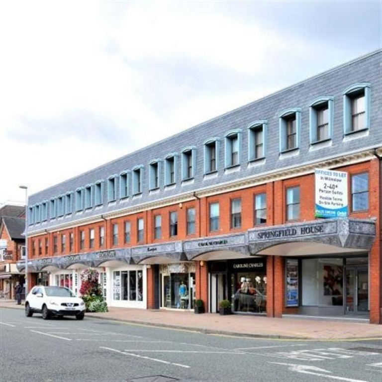 Office Space To Rent - Water Lane, Wilmslow