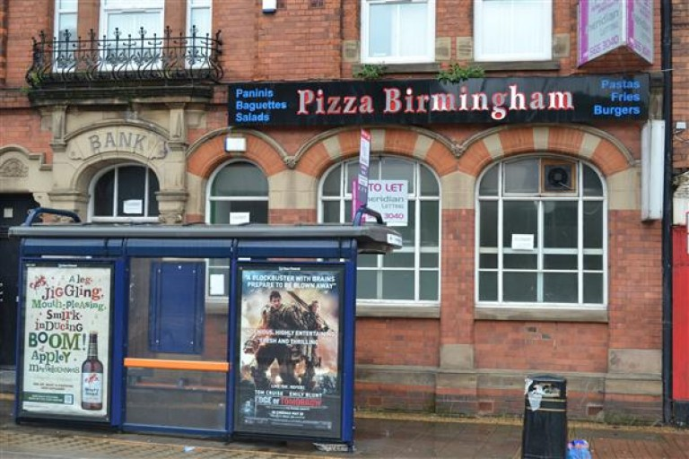 Retail Space To-Let - Aston, Birmingham