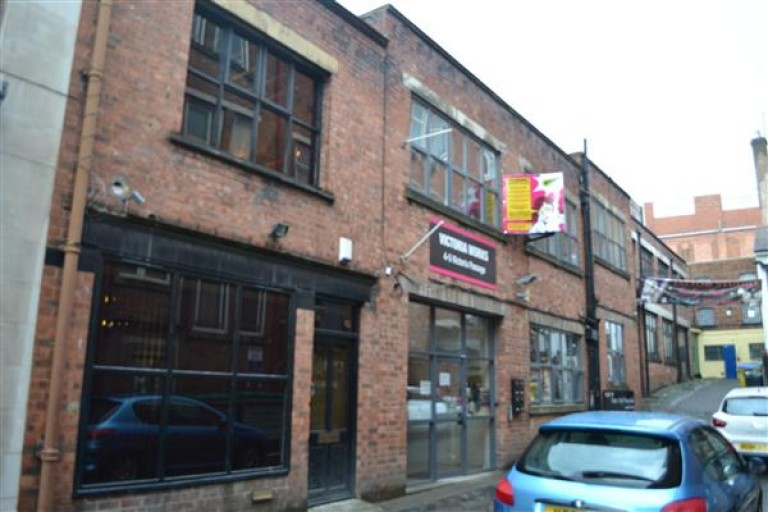 Serviced Office Space To-Let  Victoria Works, Wolverhampton