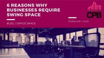 6 Reasons why Businesses require Swing Space