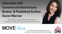 Interview with Commercial Real Estate Broker - Karen Warner