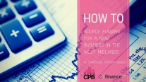 How to Source Funding for a New Business in the West Midlands