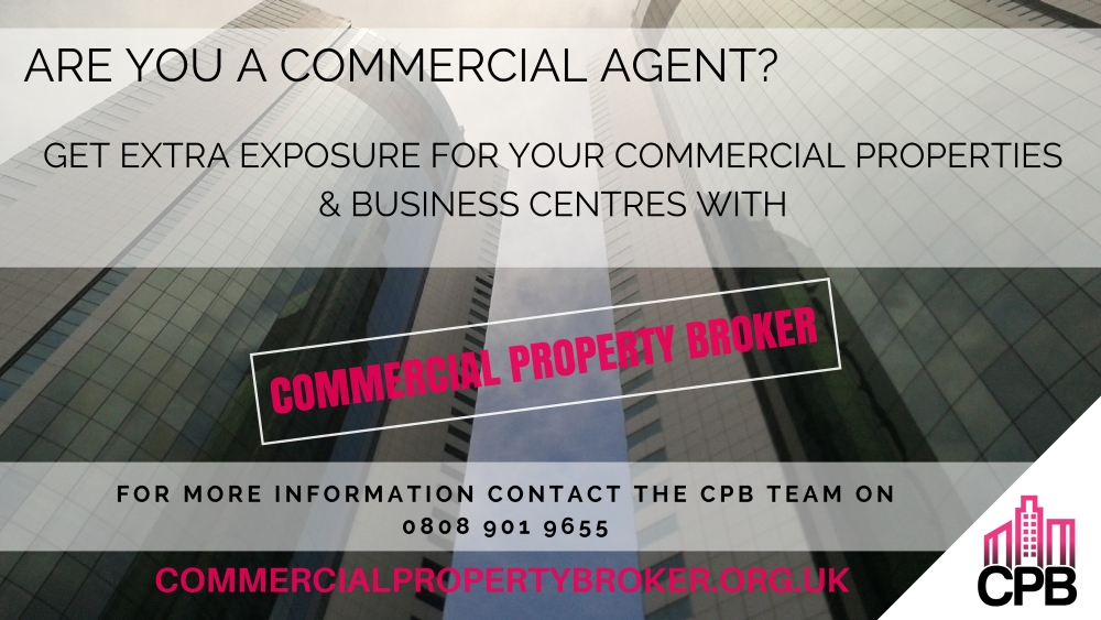 Advertise your Commercial Properties Free