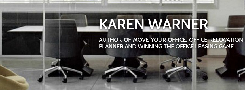 Karen Warner - Author of Move Your Office