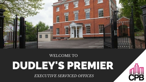 King Charles House - Premium Serviced Office Space - Dudley