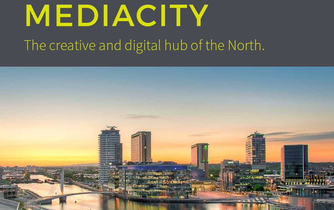 Serviced Office Manchester | MediaCityUK image