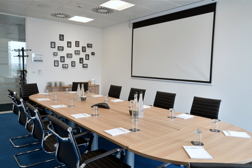 Media City - Manchester - Swing Space Meeting Room image