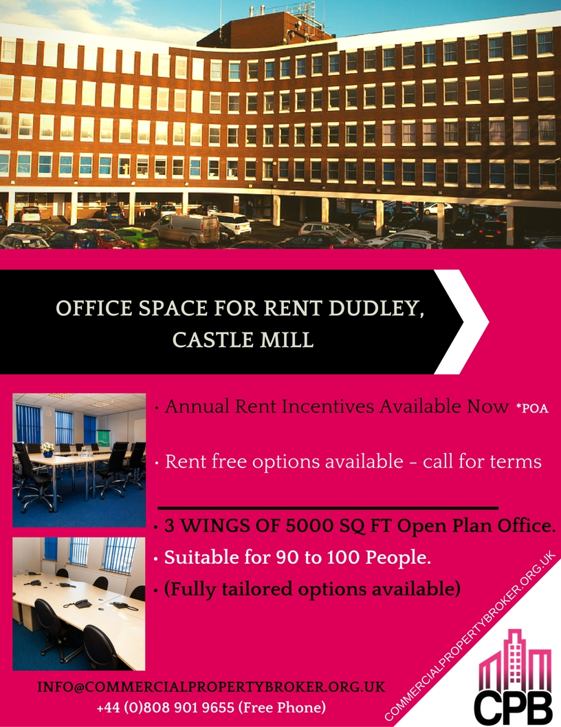 Office Space for Rent Castle Mill