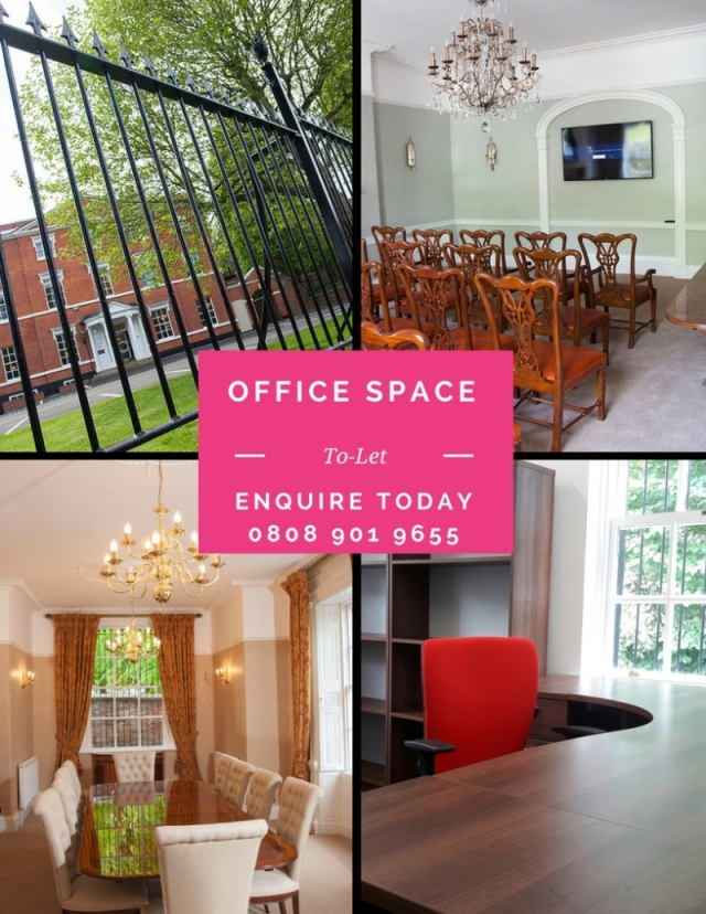 King Charles House - Office Space To Let