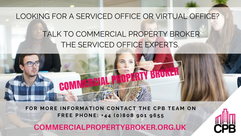 Virtual Office & Serviced Office Experts | Commercial Property Broker
