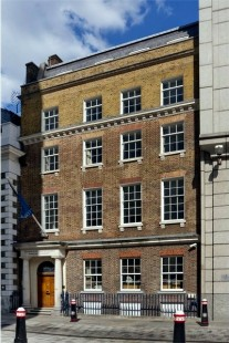 Serviced Office Space - Coleman-Street, London - Front View image