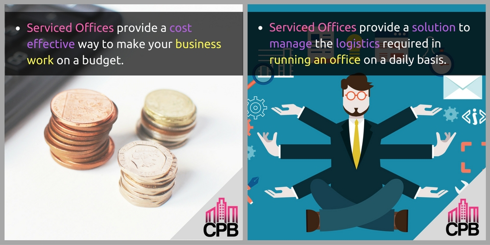 Serviced Offices - A Cost Effective Solution