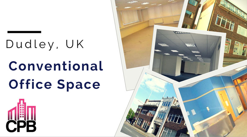 Trafalgar House Dudley, UK - Conventional Office Space